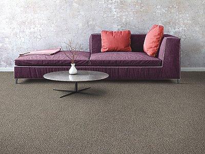 Room Scene of Graceful Presence - Carpet by Mohawk Flooring