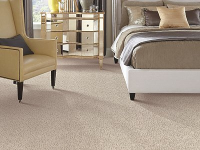 Room Scene of Brushed Quality - Carpet by Mohawk Flooring