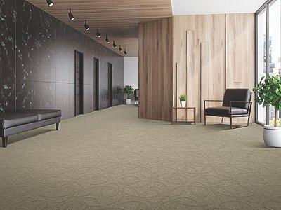 Room Scene of Modern Aesthetic - Carpet by Mohawk Flooring