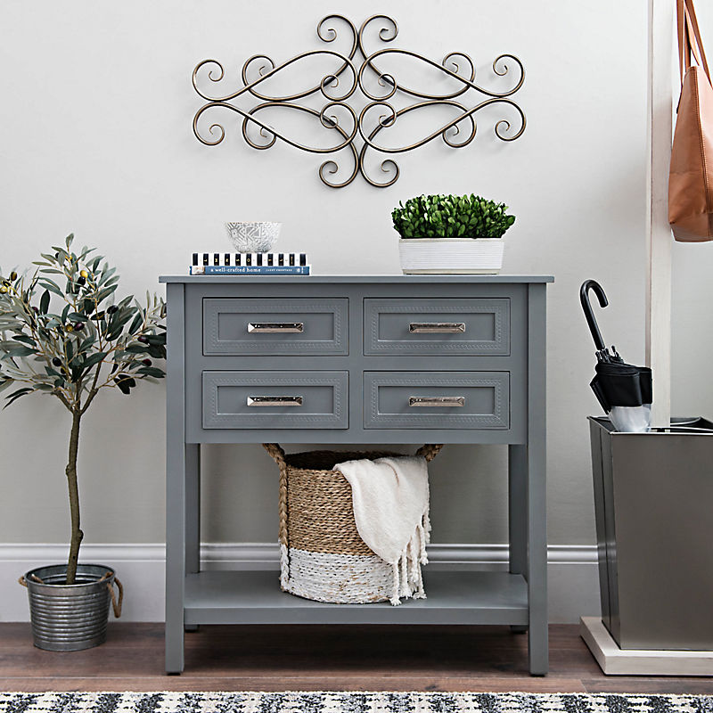 Beaded Console Table Now $99.99