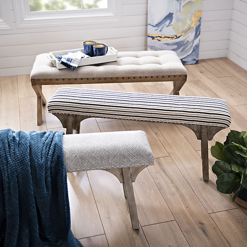Select Benches Over 40% Off with code: COZY
