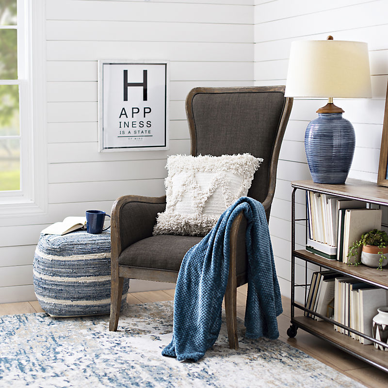 Wingback Chair $200 Off