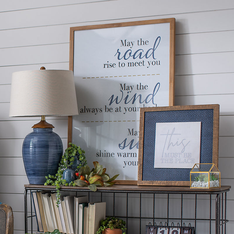 Sentimental Wall Decor Up to 25% Off