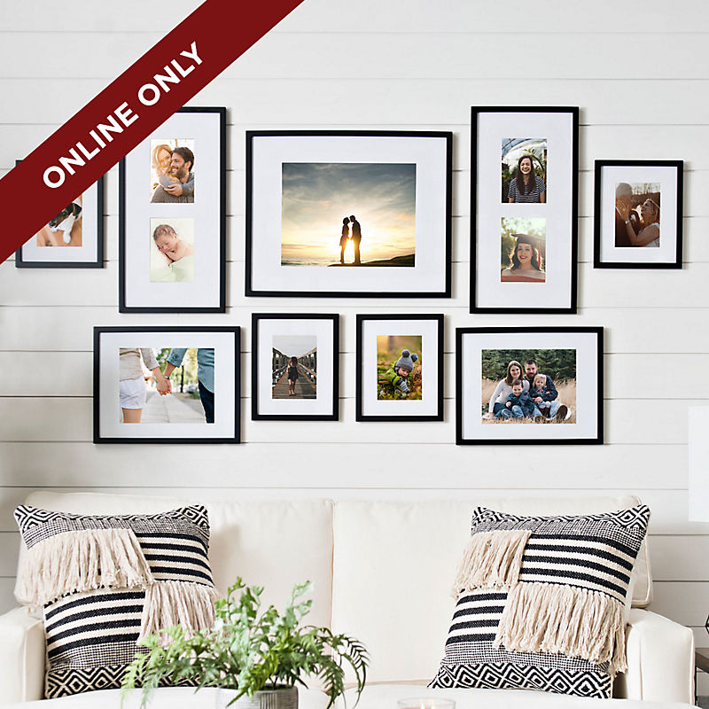 Online Only Gallery Frame Sets Over 40% Off with code