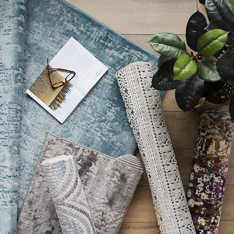 Area Rugs Up to 60% Off