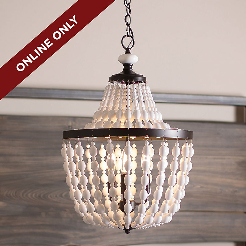 Online Only Chandeliers 25% Off