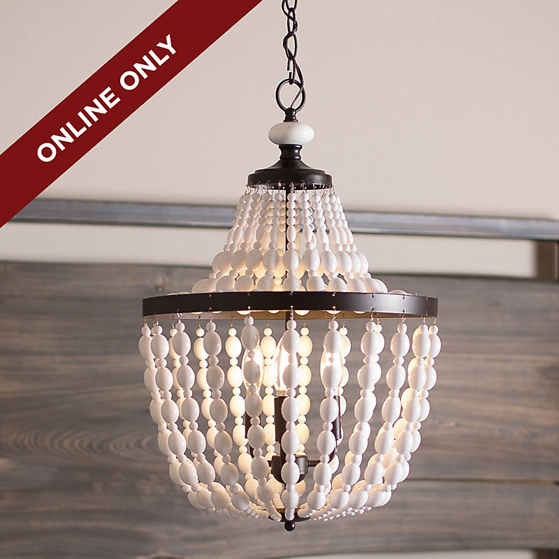 Chandeliers 25% Off Online Only