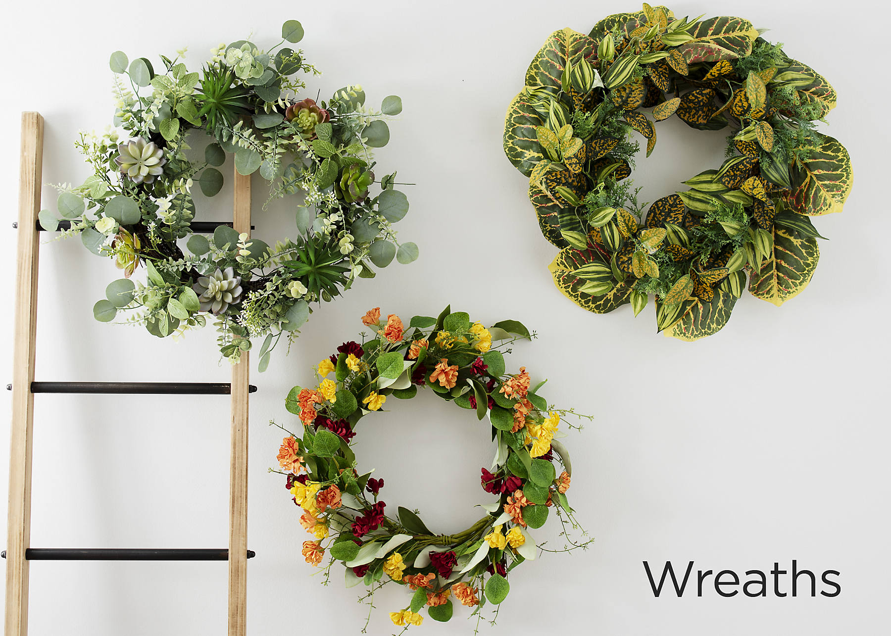 Wreaths Up to 35% Off with code