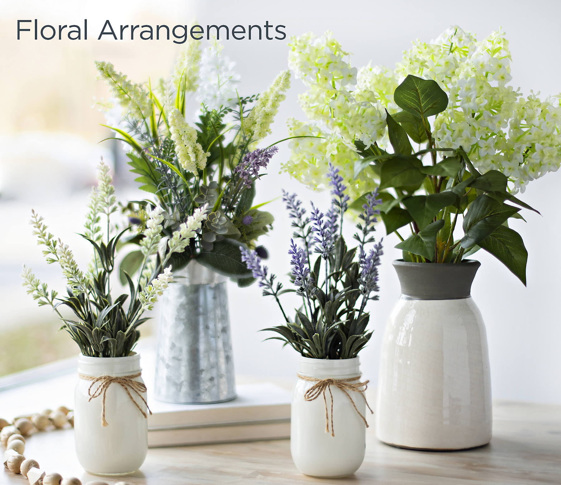 Floral Arrangements Up to 35% Off with code