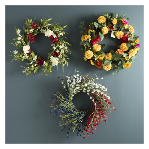 Select Wreaths 50% Off