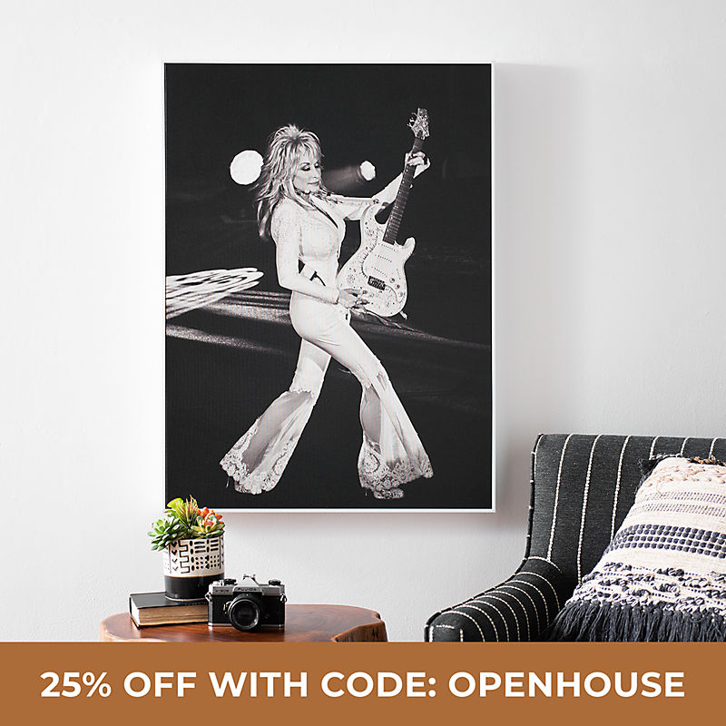 Art 25% Off with Code: OPENHOUSE
