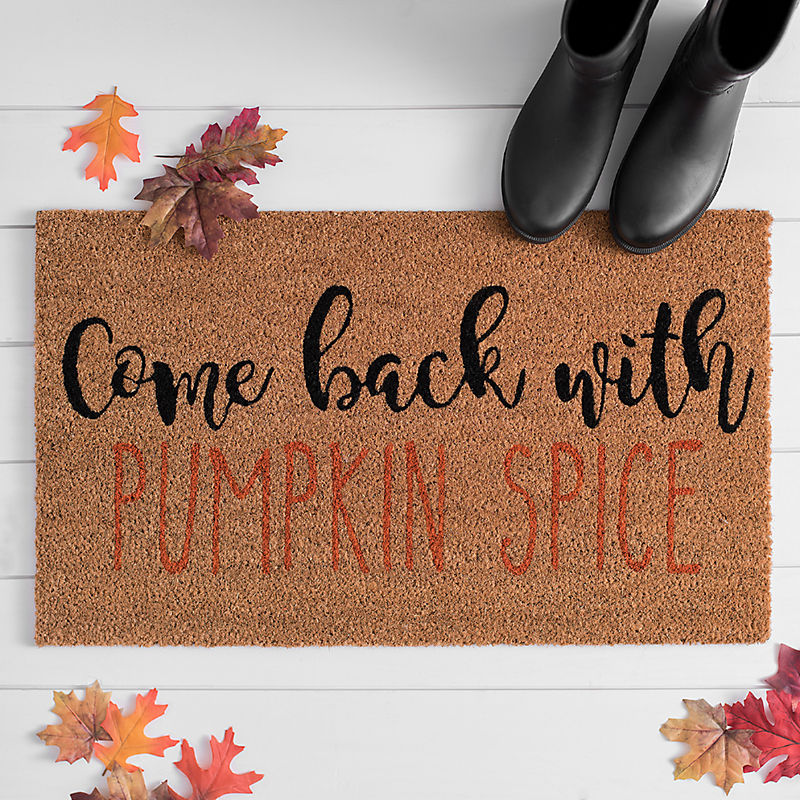 Select Harvest Doormats Now $9.60 with code: STACKNSAVE