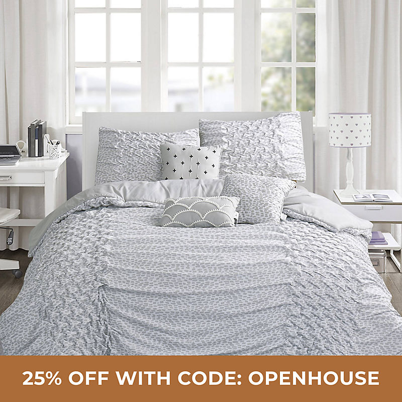 Bedding 25% Off with Code: OPENHOUSE