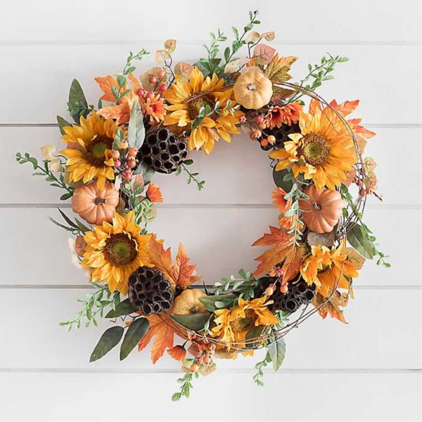 Fall Wreaths On Sale Now