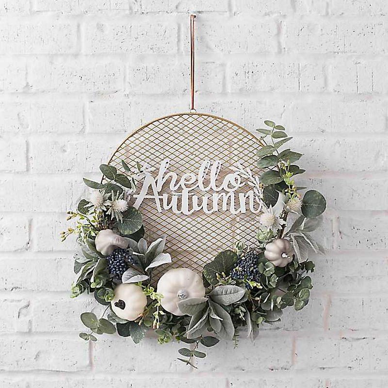 Fall Wreaths 25% off