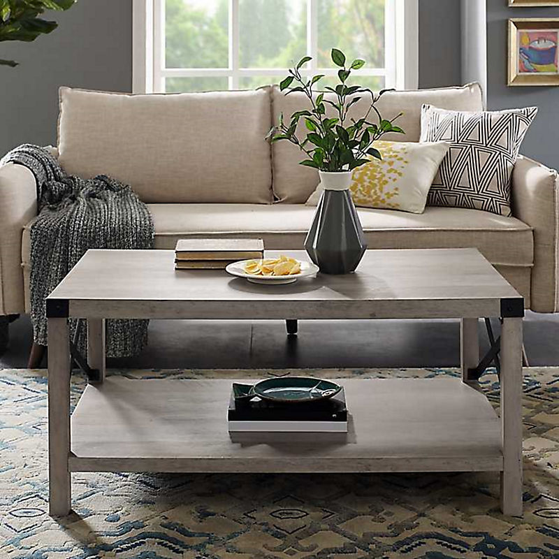 Coffee Tables 25% off with code DECORATE