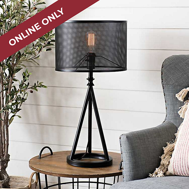 Online only Lamps 20% off