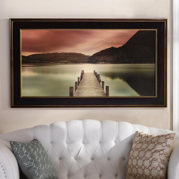 Ullswater Framed Print   Kirklands