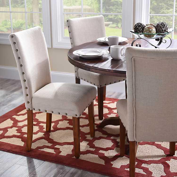Bon Sand Parsons Chair ...