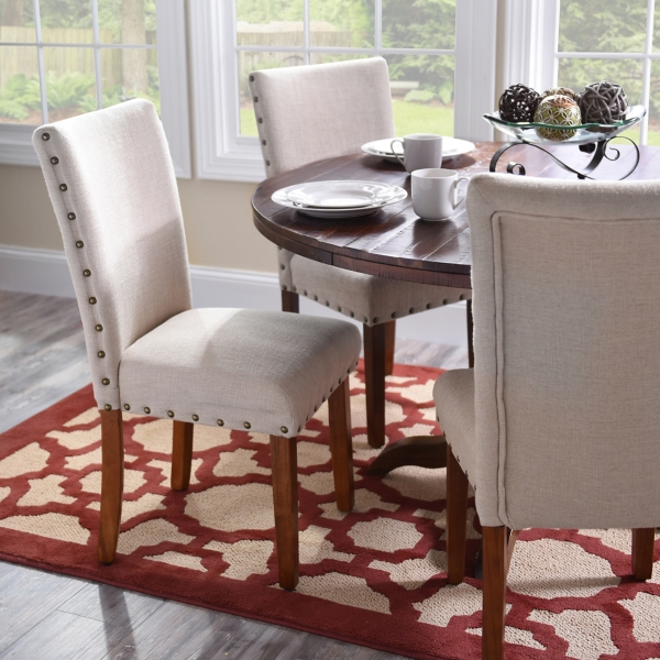 Sand Parsons Chair