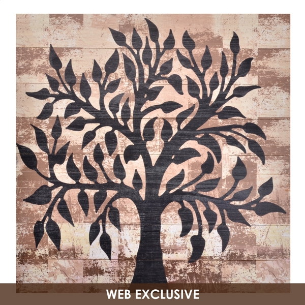 Wood Tree Of Life Wall Art Kirklands
