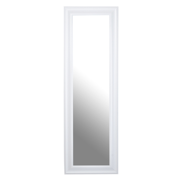 White Full Length Mirror 18x53 Kirklands