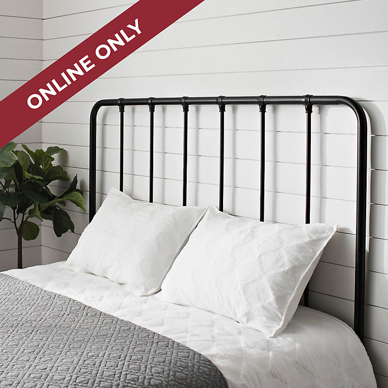 Online Only Select Bedroom Furniture 25% Off