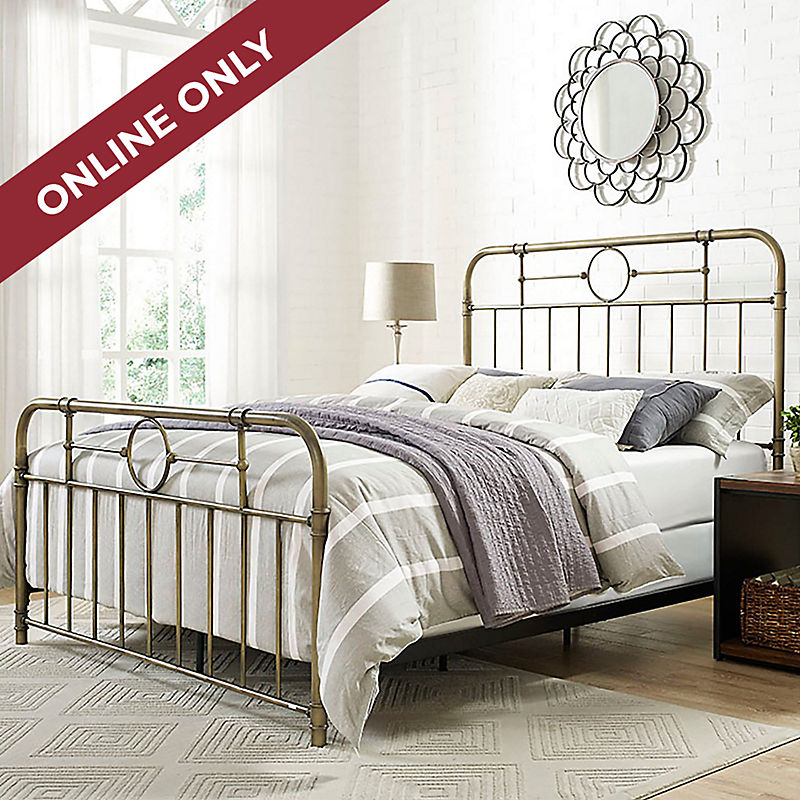Online Only Bedroom Furniture 25% Off