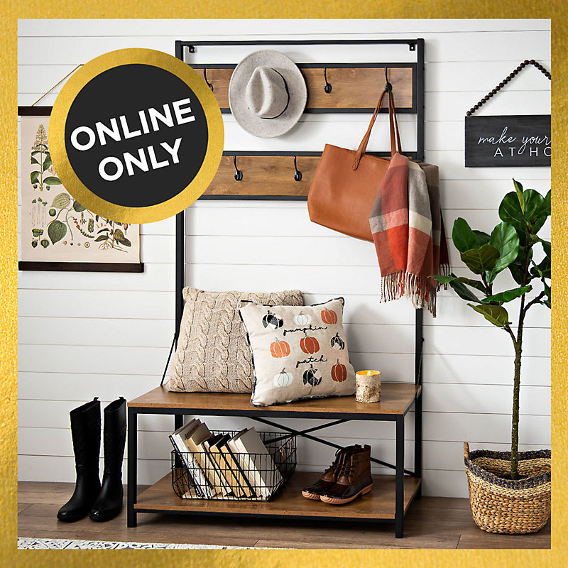 Online Only Entryway Furniture Up to 30% Off