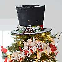 Tree Hat Topper