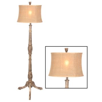 Driftwood floor lamp kirklands mozeypictures Images