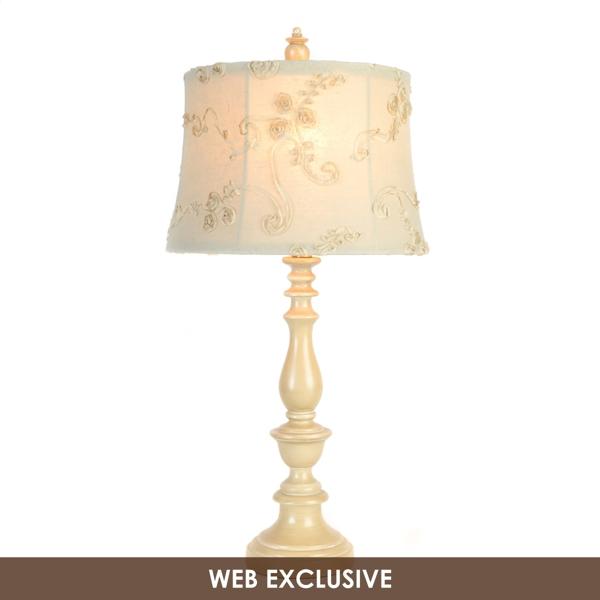 Fabulous French Country Ivory Buffet Lamp Kirklands Download Free Architecture Designs Intelgarnamadebymaigaardcom