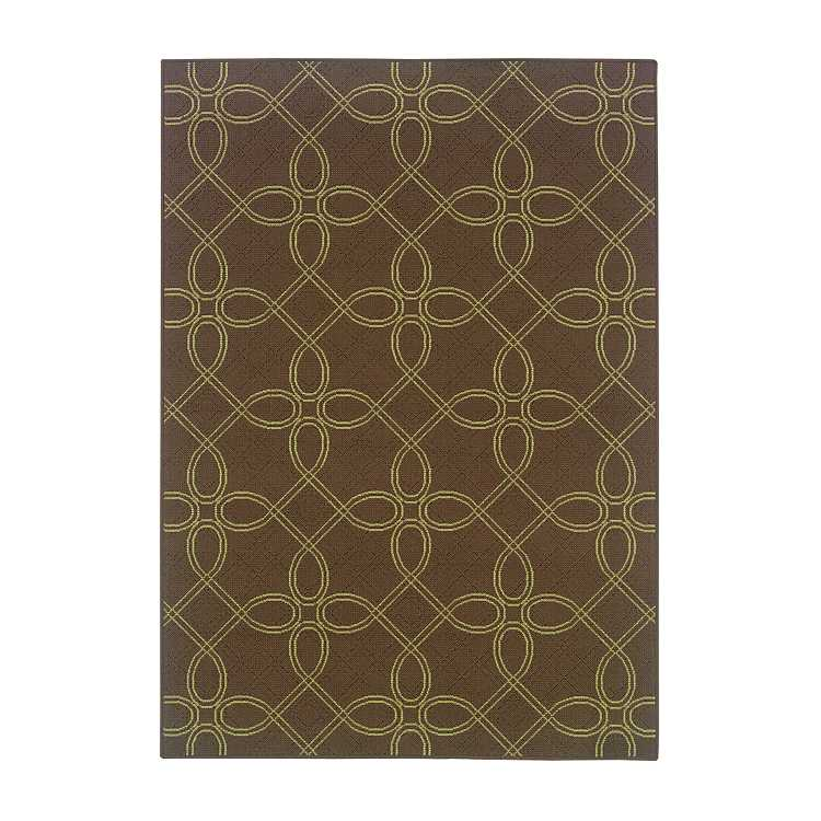 Loop Indoor Outdoor Rug 5x7 Kirklands