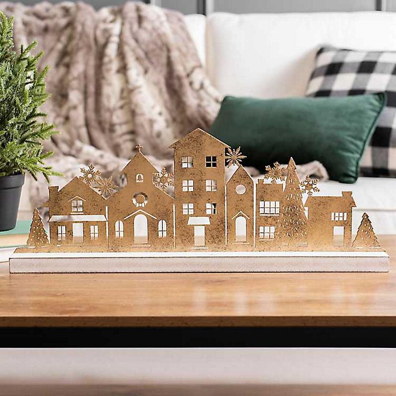 Christmas Villages Shop Now