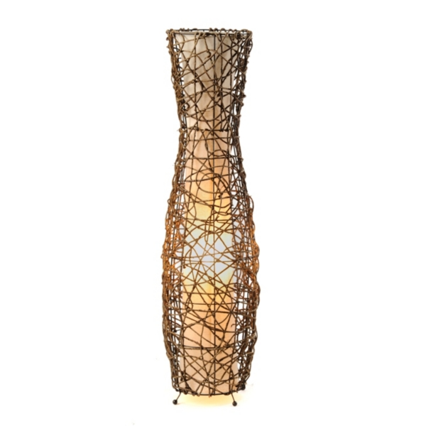 with at lamps wicker excellent argos shade incredible hanging outdoor floor rattan uk lamp awesome vintage