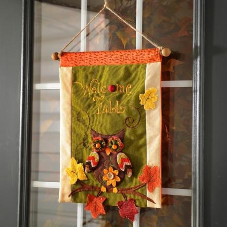 welcome fall banner kirklands