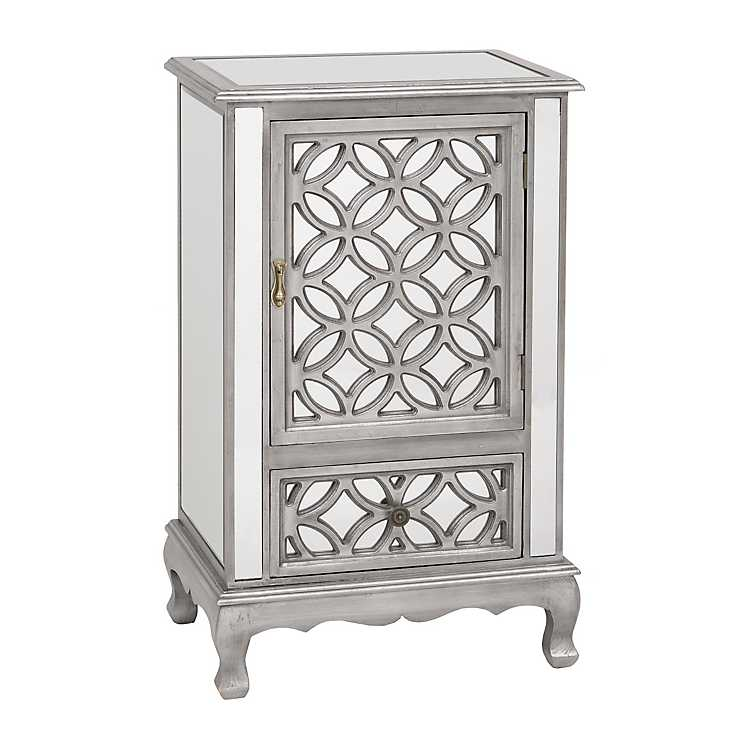 outlet store ea104 b1ec4 Small Geometric Mirrored Cabinet
