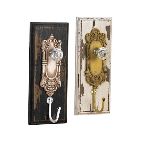 - Antique Door Knob Wall Hooks Kirklands