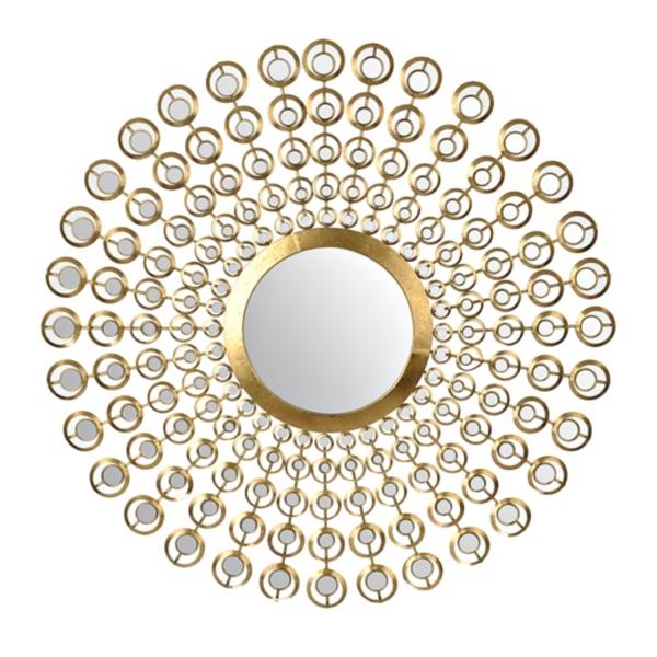 gold mirror wall decor.htm gold mirrored sunburst mirror kirklands  gold mirrored sunburst mirror kirklands