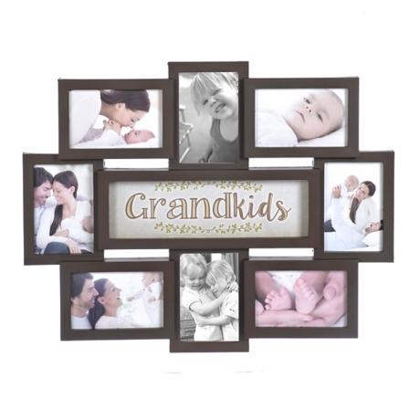 Grandkids 8-Opening Collage Frame | Kirklands