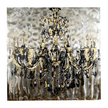Grand chandelier canvas art kirklands aloadofball Images