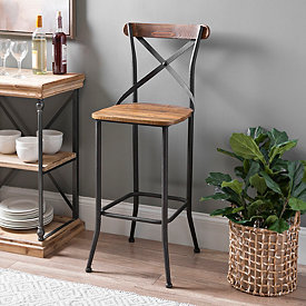 Brilliant Stools Bar Stools Kirklands Gmtry Best Dining Table And Chair Ideas Images Gmtryco