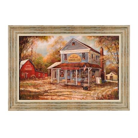 General Store Framed Art Print | Kirklands