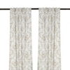 Deals on White Lark Curtain Panel Set, 96 in.
