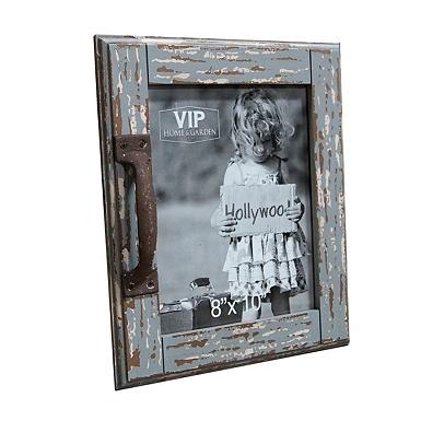 Rustic Barn Door Picture Frame 8x10