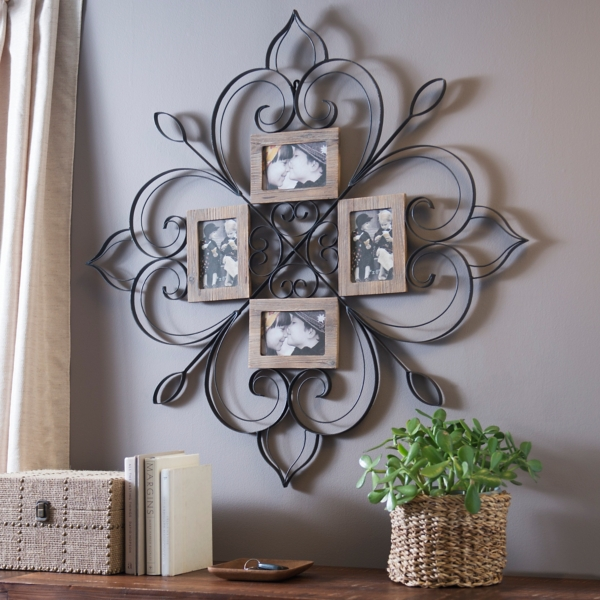 Wall decor metal wholesale addison