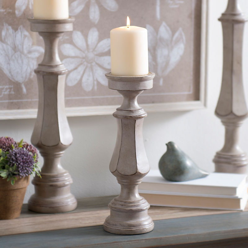 12 inch candle holder