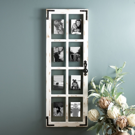 Attractive Long Collage Picture Frames Ornament - Frames Ideas ...
