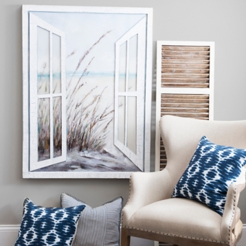 Create a Seaside Retreat With Kirkland's Home by Being A Wordsmith