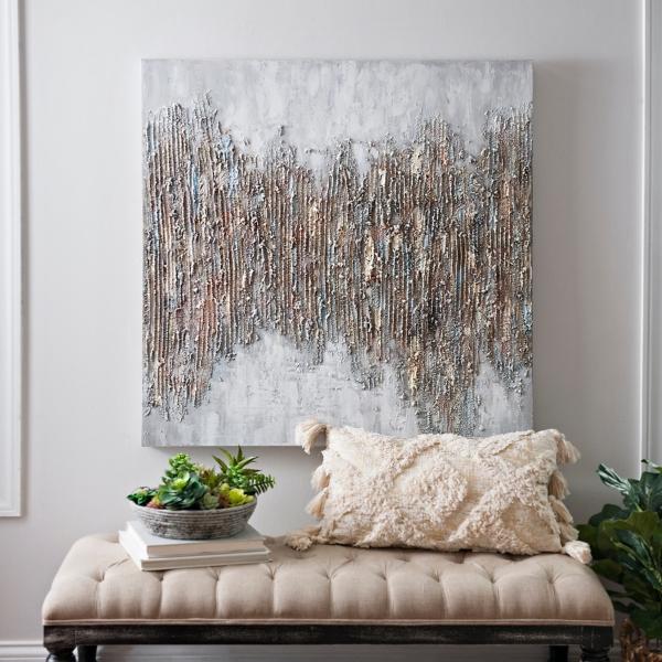 Luxe Sparkle Canvas Art Print ...